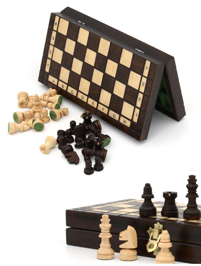 Шахматы «Туристические» мини, производство Польша