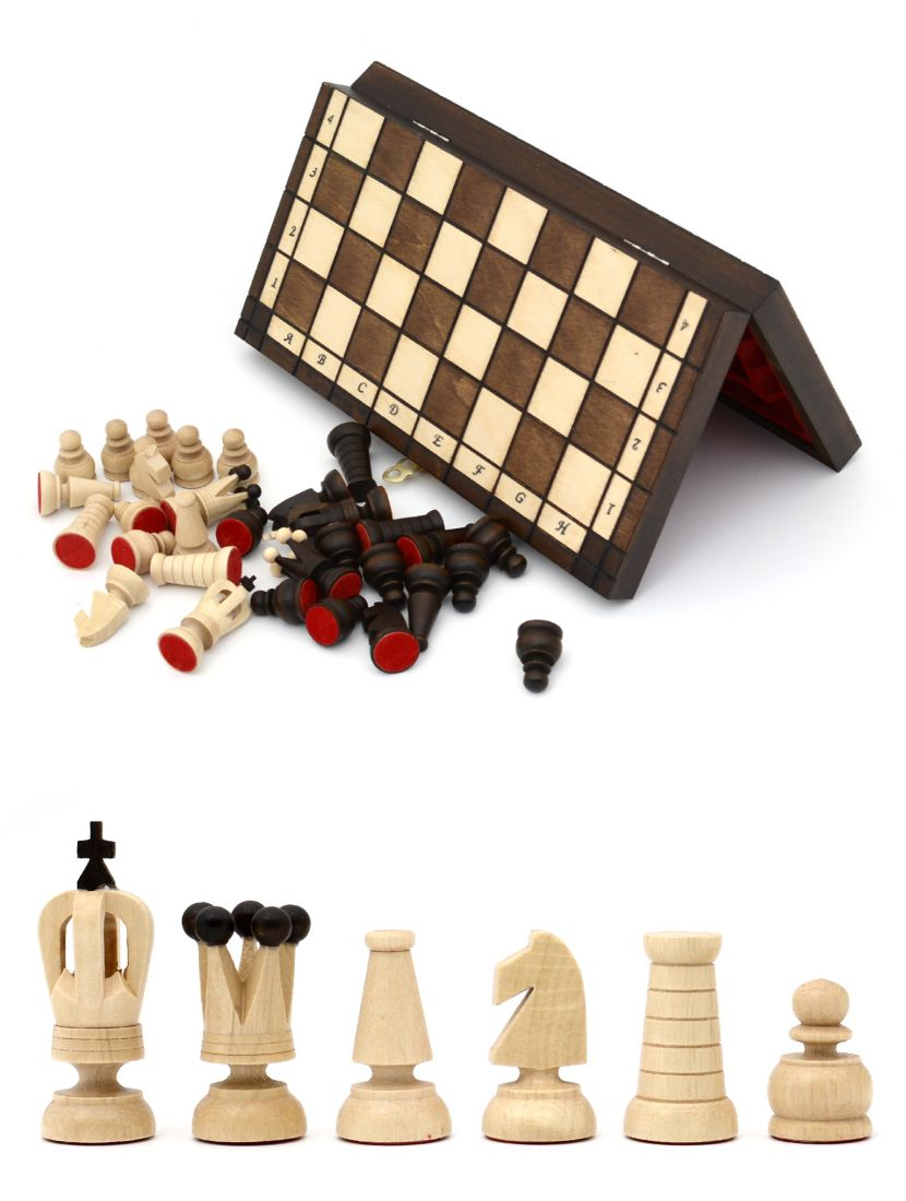 Шахматы «Royal Maxi» производство Польша