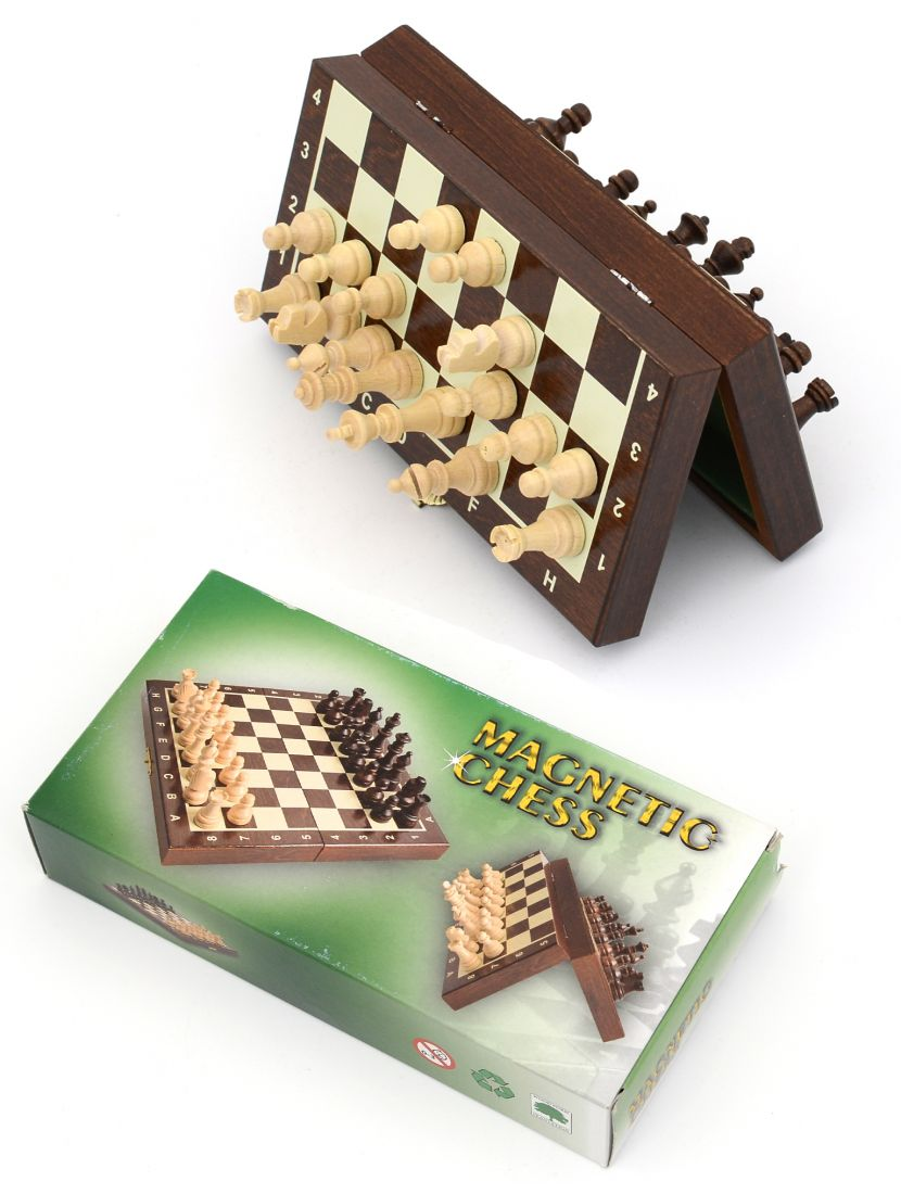 Шахматы «Магнетик-М» производство Польша