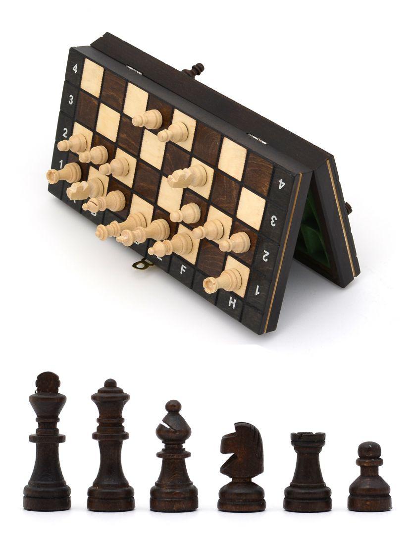 Шахматы «Магнетик-S» производство Польша