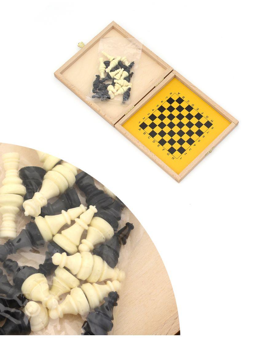 Шахматы «Магнетик-MD» карманные