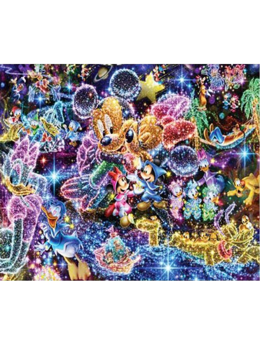 Алмазная мозаика «Волшебная страна Диснея»
