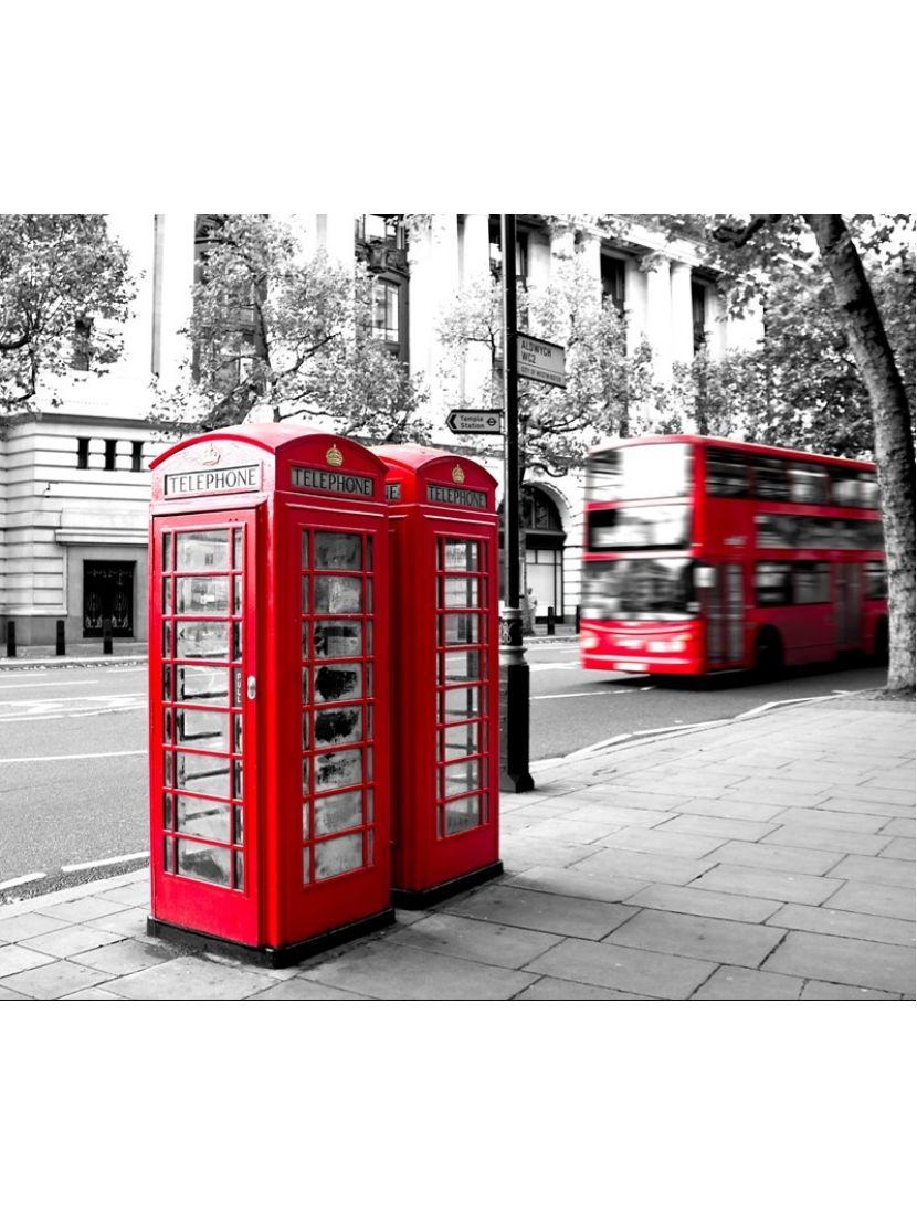 Алмазная мозаика «Цвета Лондона»