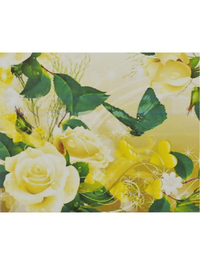 Алмазная мозаика «Свадебные розы»