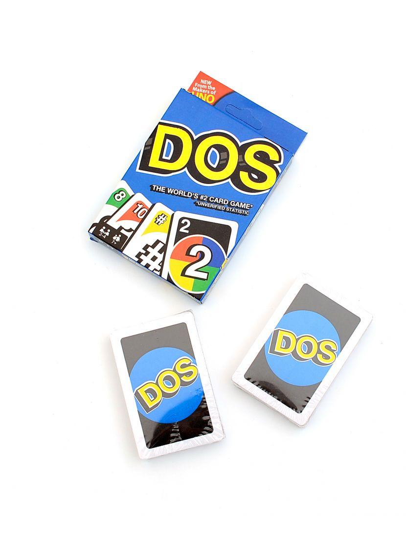 Настольная игра «DOS»
