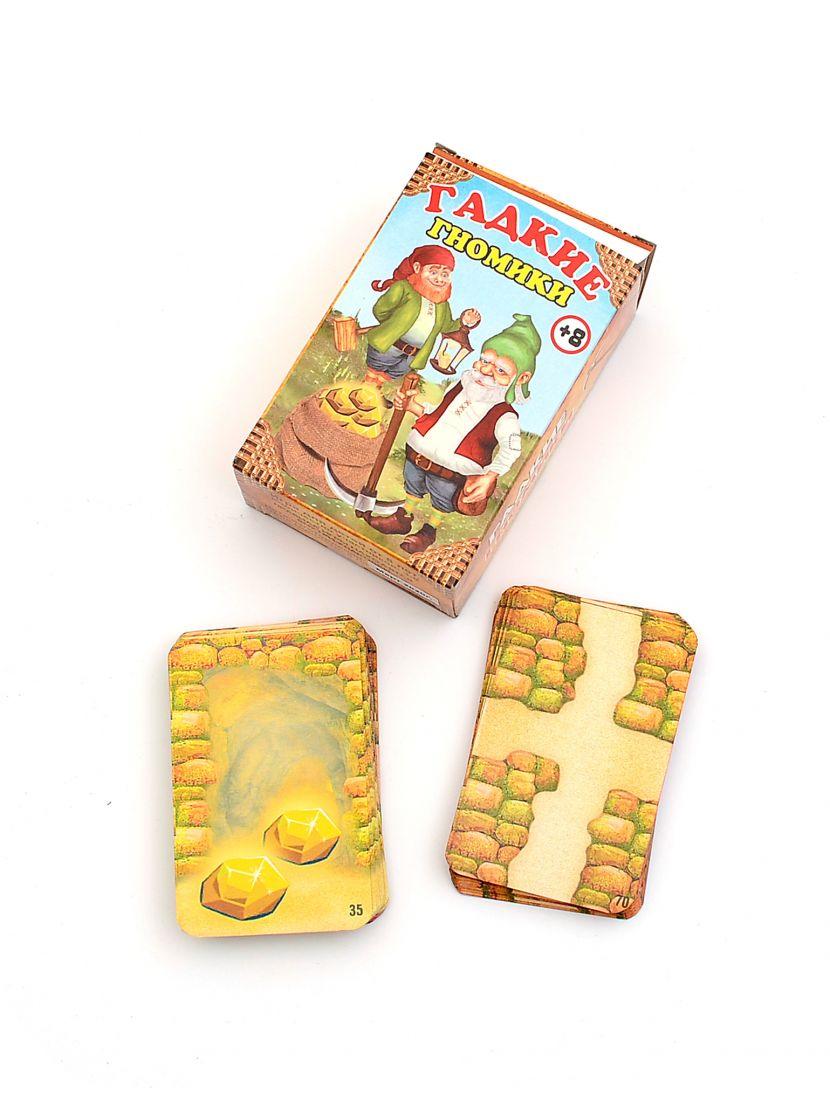 Настольная игра «Гадкие гномики»
