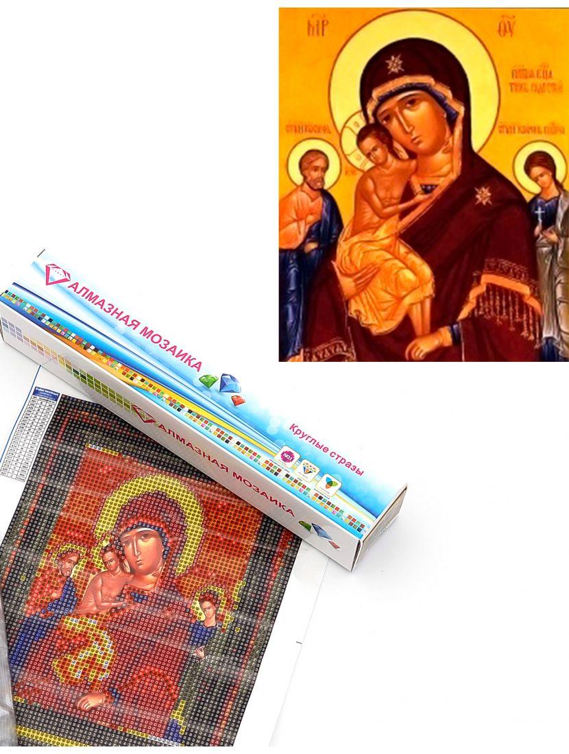 Алмазная мозаика «Божией Матери Взыскание Погибших» икона