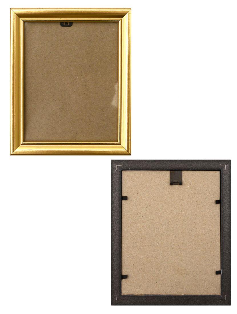 Рамка багетная для картин со стеклом 14 x 11 см