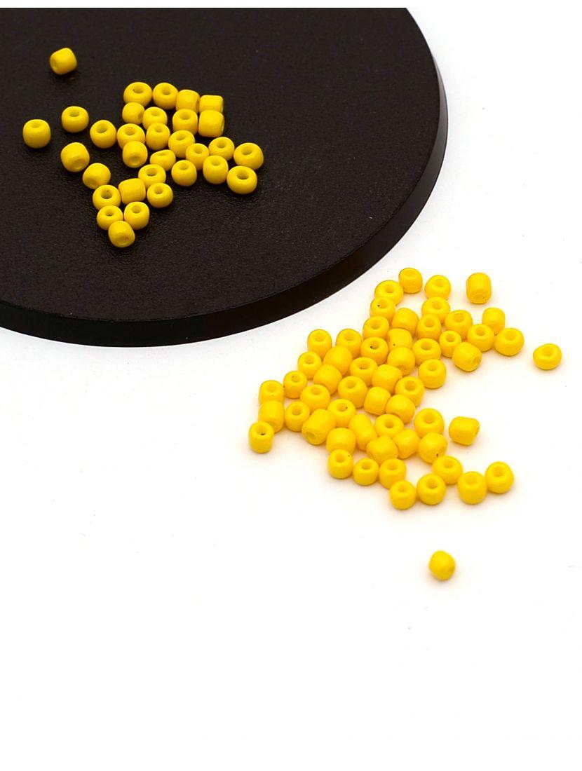 Бисер «Glass bead-52» размер 6, фасовка 50 гр