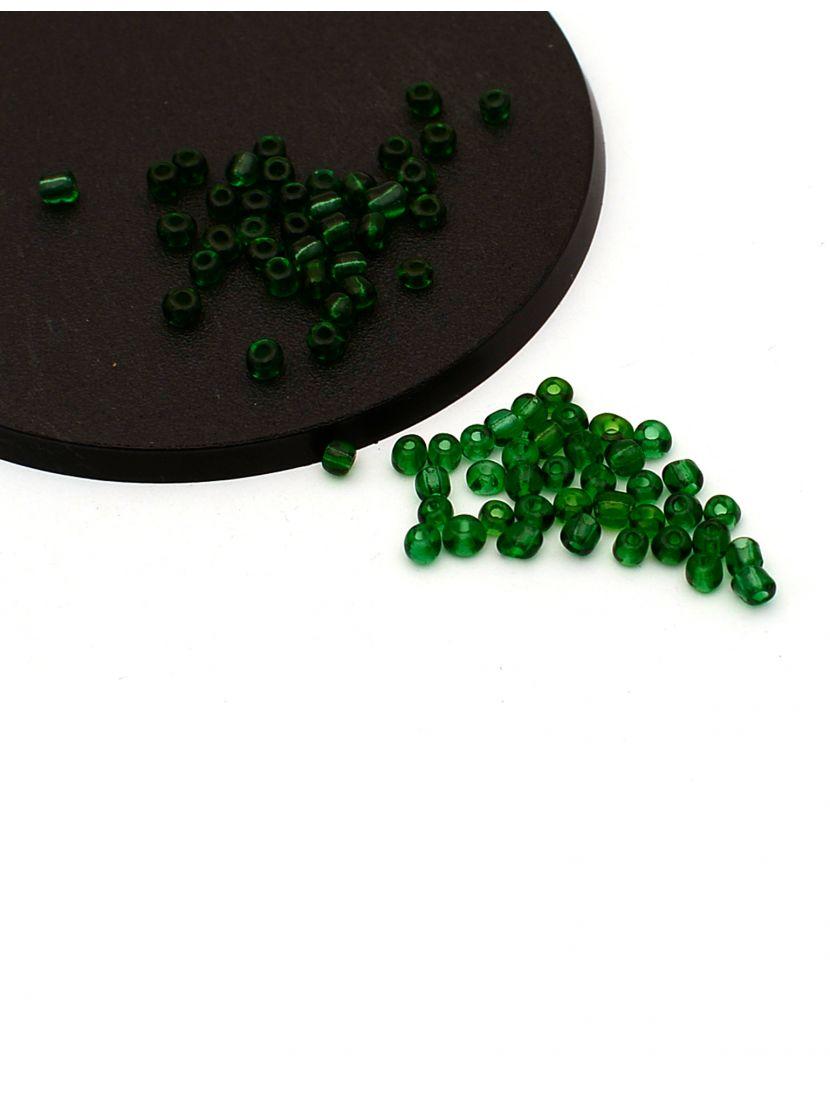 Бисер «Glass bead-53» размер 6, фасовка 50 гр