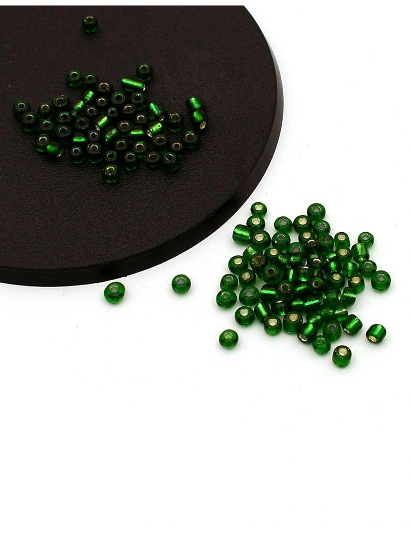 Бисер «Glass bead-56» размер 6, фасовка 50 гр