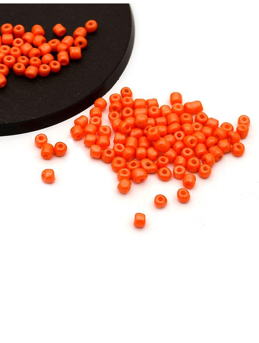 Бисер «Glass bead-63» размер 6, фасовка 50 гр