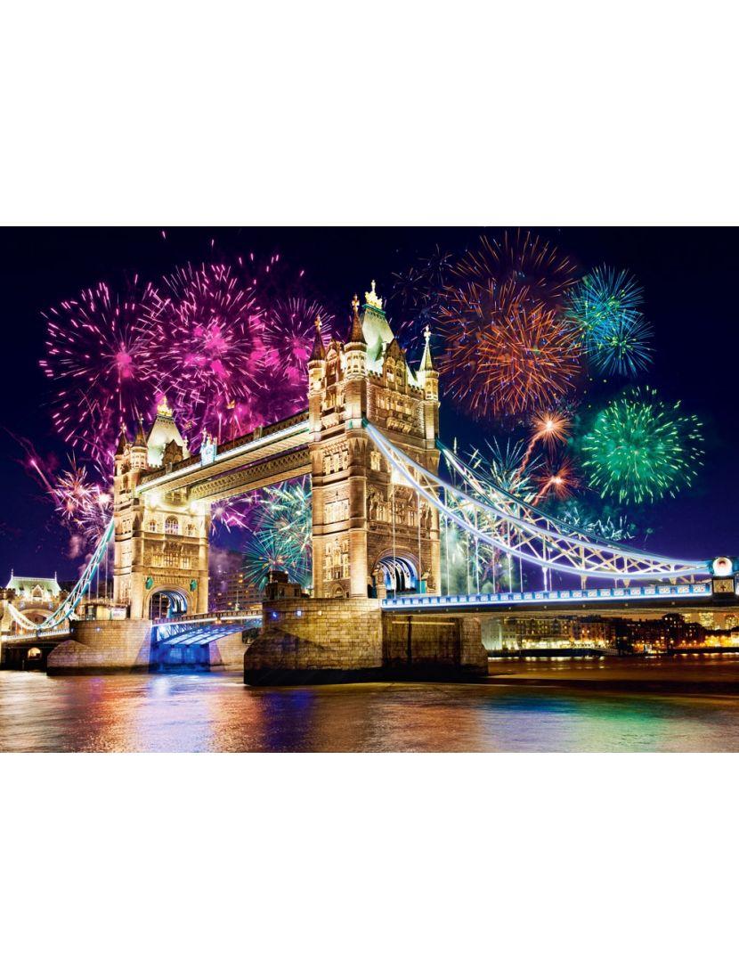 Пазл «Тауэрский мост» 500 элементов
