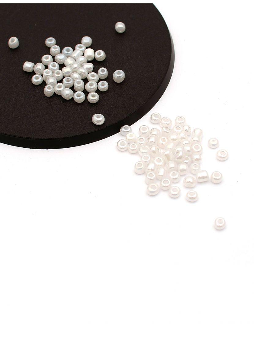 Бисер «Glass bead-67» размер 6, фасовка 50 гр