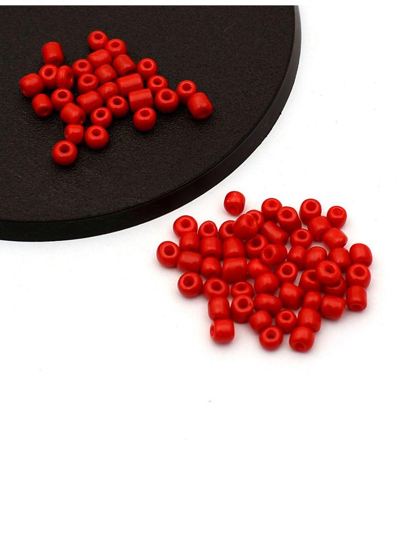Бисер «Glass bead-69» размер 6, фасовка 50 гр