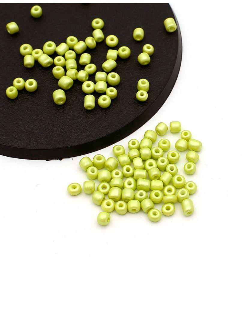 Бисер «Glass bead-79» размер 6, фасовка 50 гр