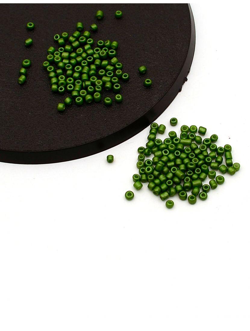 Бисер «Glass bead-51» размер 12, фасовка 50 гр