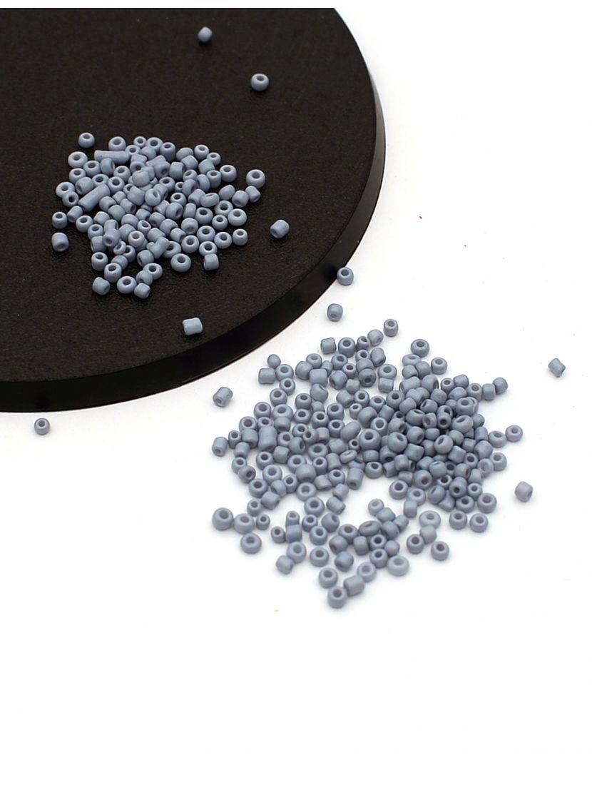 Бисер «Glass bead-60» размер 12, фасовка 50 гр