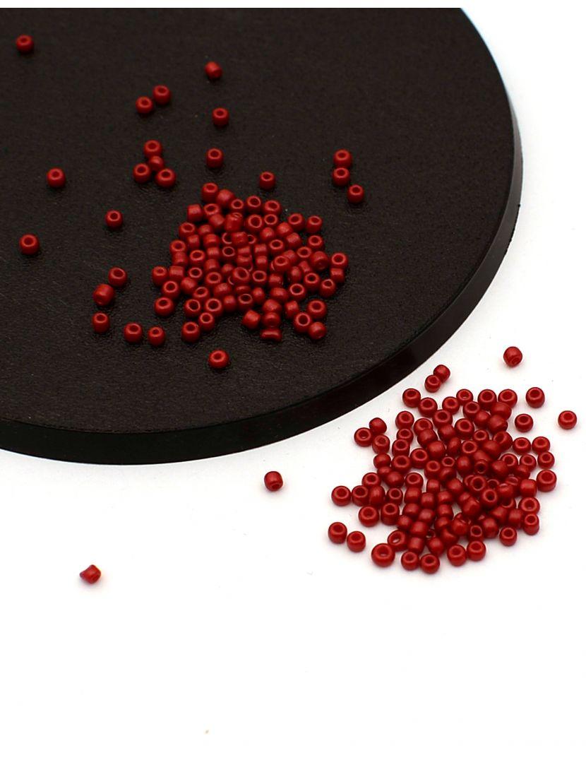 Бисер «Glass bead-61» размер 12, фасовка 50 гр