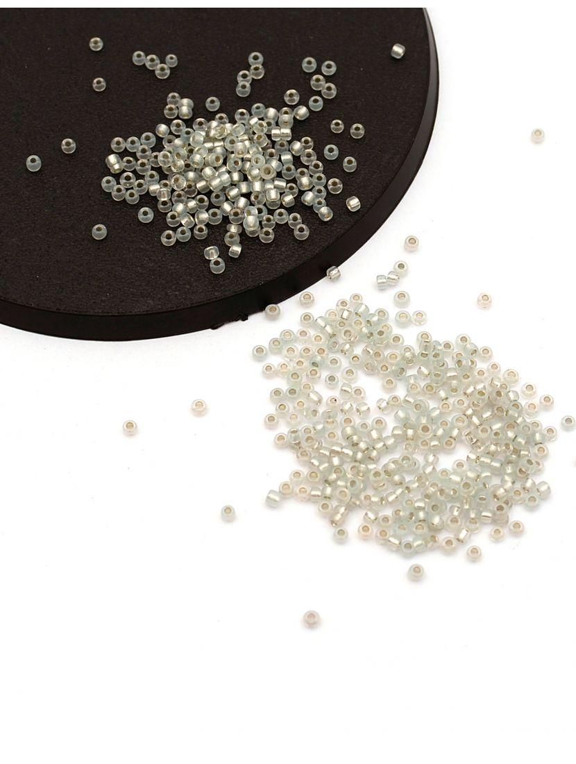 Бисер «Glass bead-63» размер 12, фасовка 50 гр