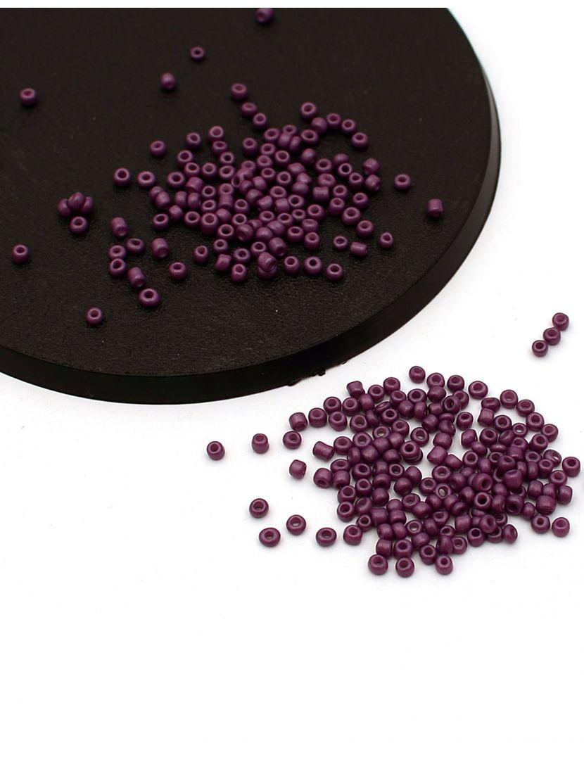 Бисер «Glass bead-68» размер 12, фасовка 50 гр