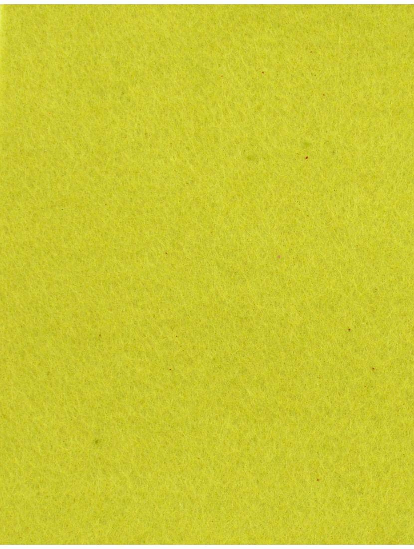 Фетр жёсткий «Светло-зелёный-1196» 1 мм, 30*20 см