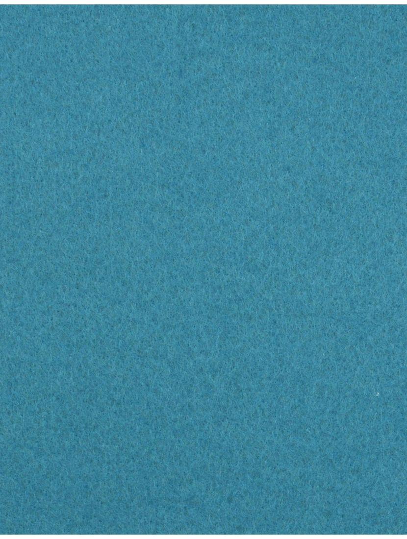 Фетр жёсткий «Бирюзовый - 1151» 1 мм, 30*20 см