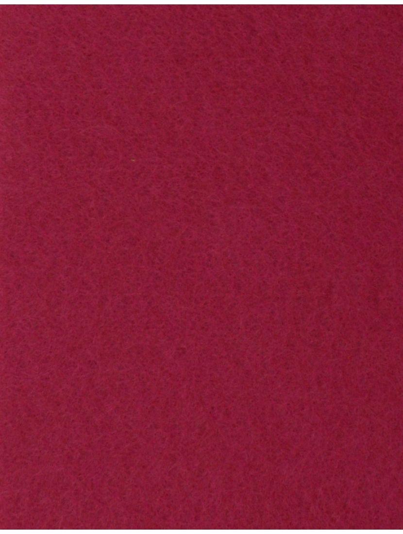 Фетр жесткий «Красно-фиолетовый - 1162» 1 мм, 30*20 см