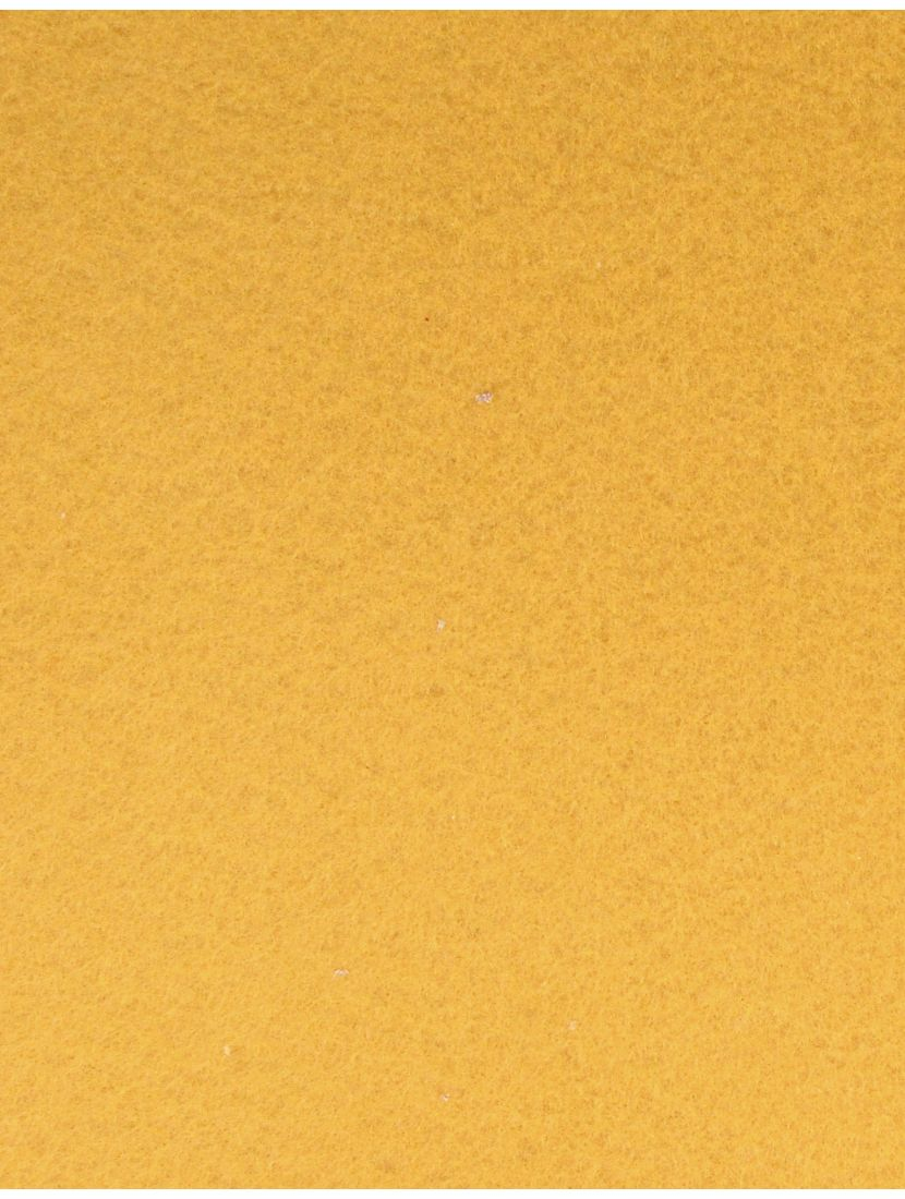 Фетр жёсткий «Оранжевый - 1150» 1 мм, 30*20 см