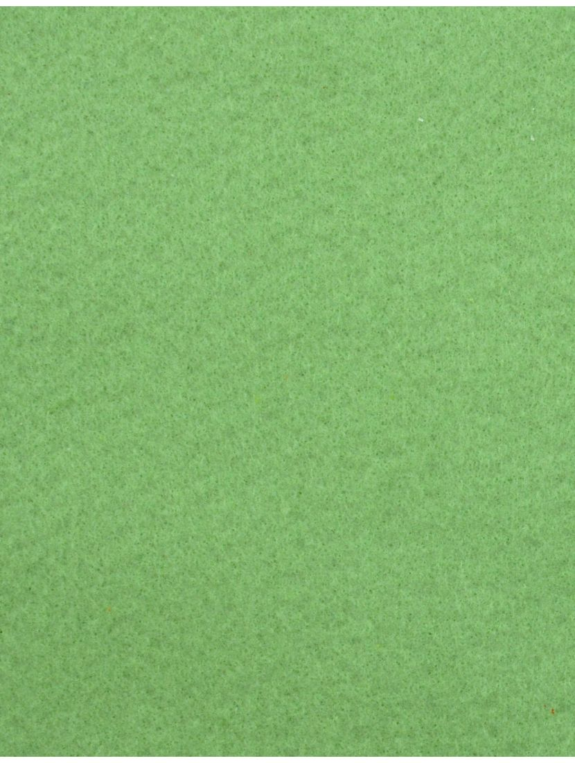 Фетр мягкий «Зелёный - 1626» 1 мм, 30*20 см