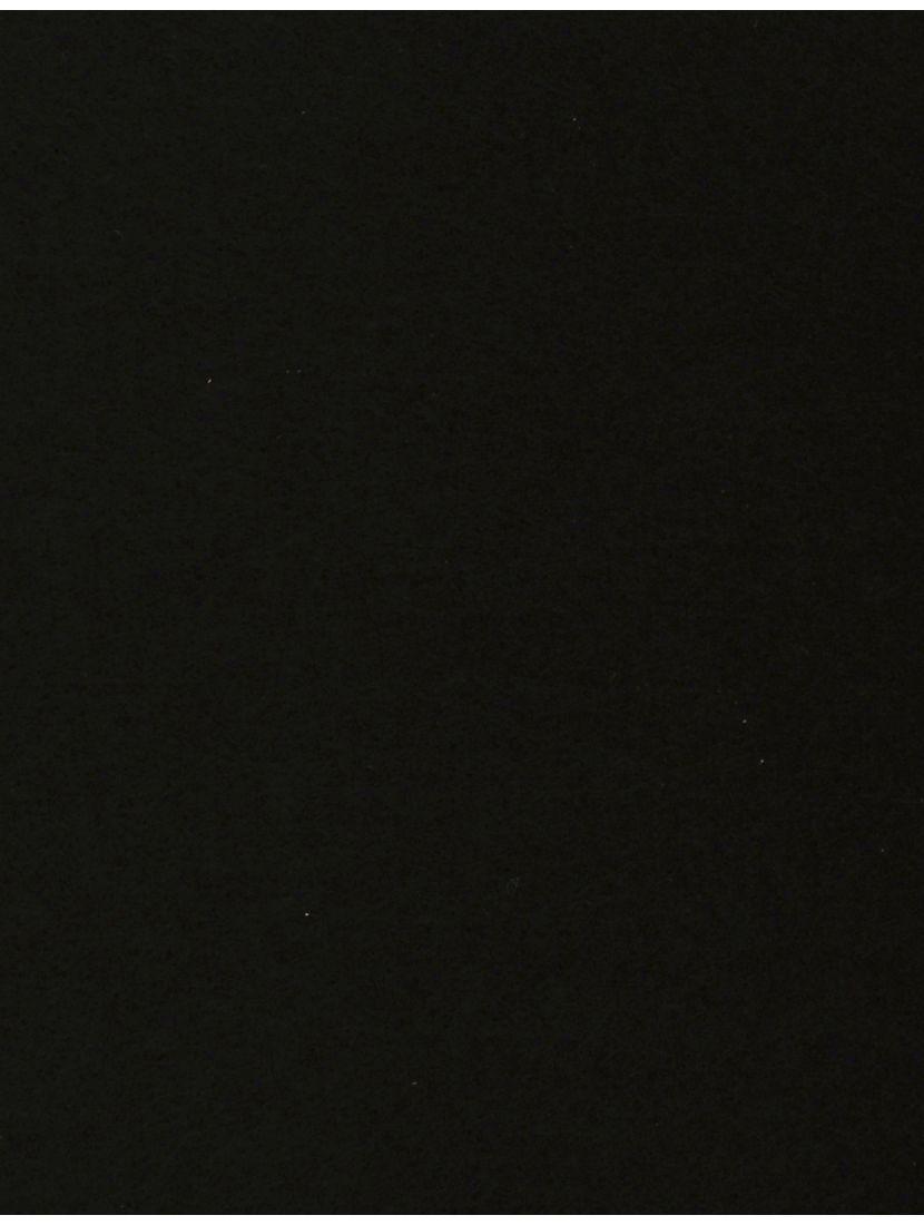 Фетр жесткий «Чёрный - 1104» 1 мм, 30*20 см