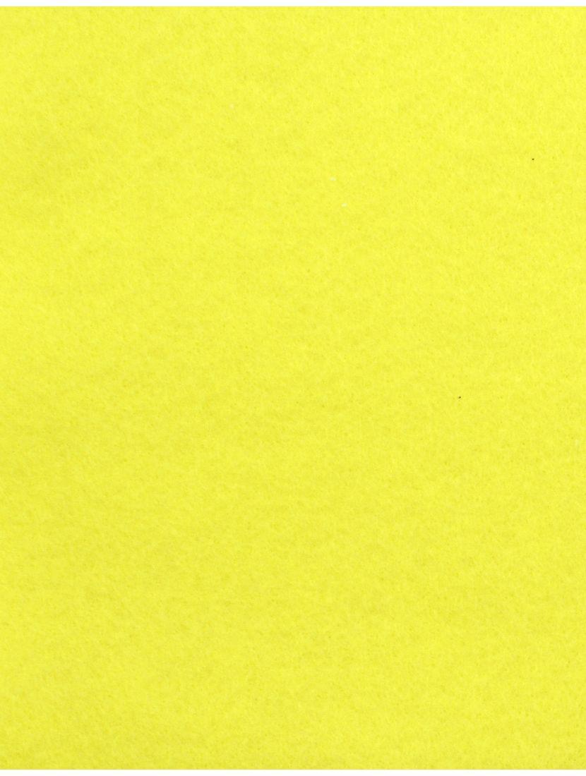Фетр мягкий «Жёлто-зелёный - 1603» 1 мм, 30*20 см