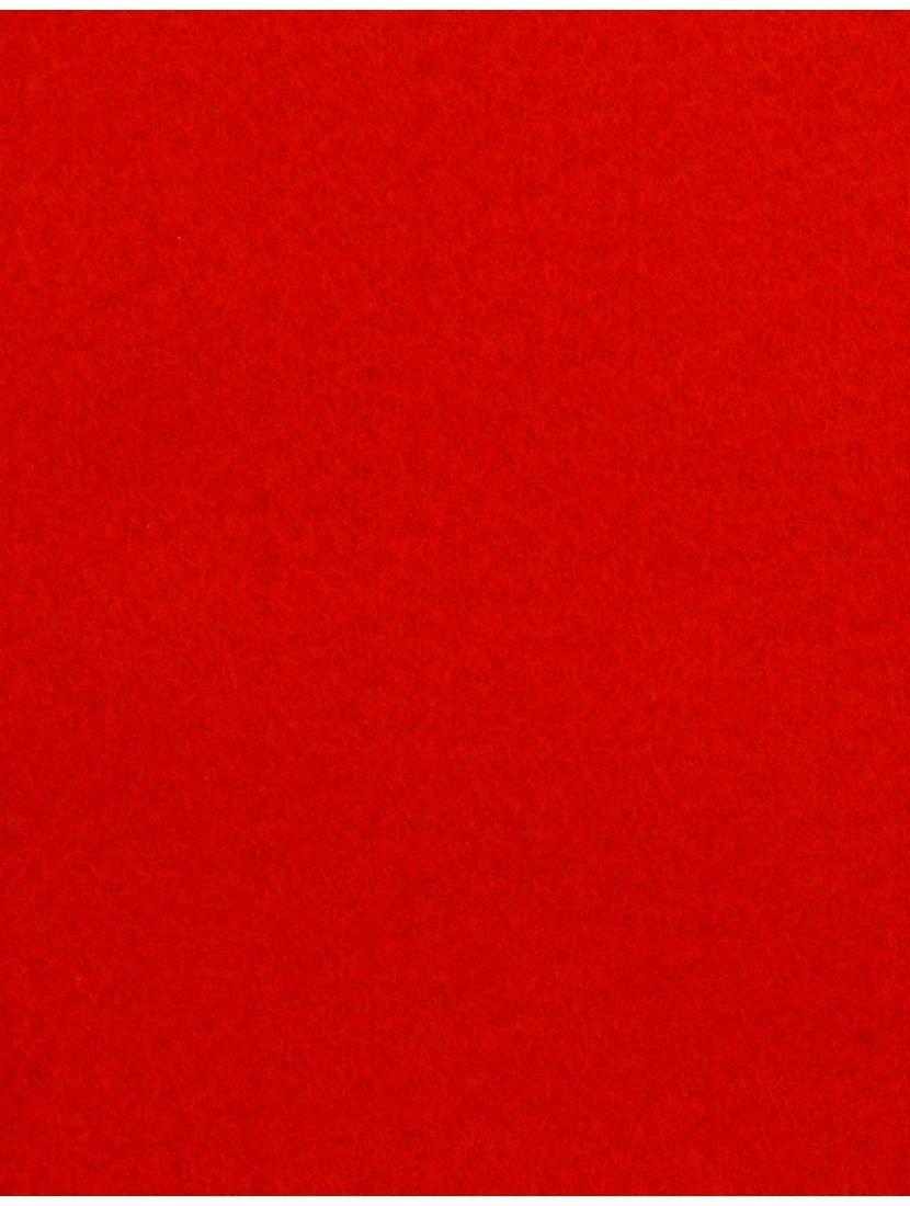 Фетр мягкий «Красный - 1605» 1 мм, 30*20 см
