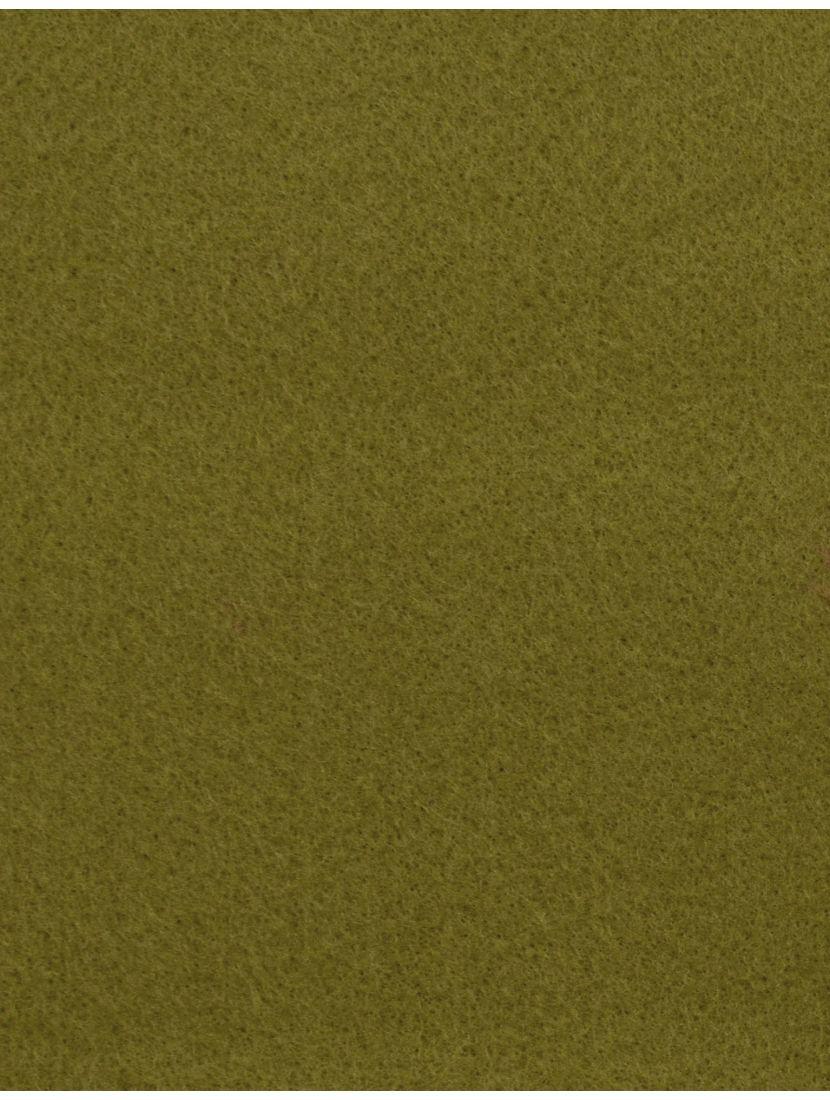 Фетр мягкий «Зелёный - 1606» 1 мм, 30*20 см