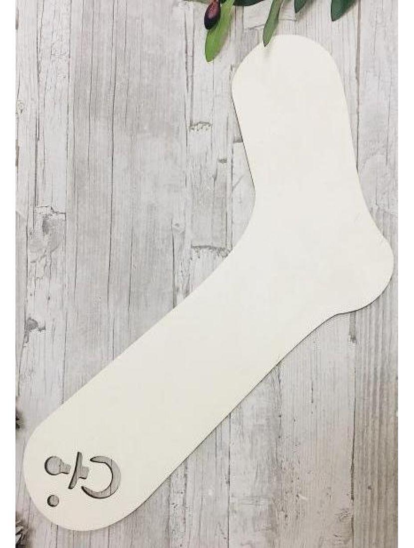 Блокатор для носков «Детский» деревянный 36 см