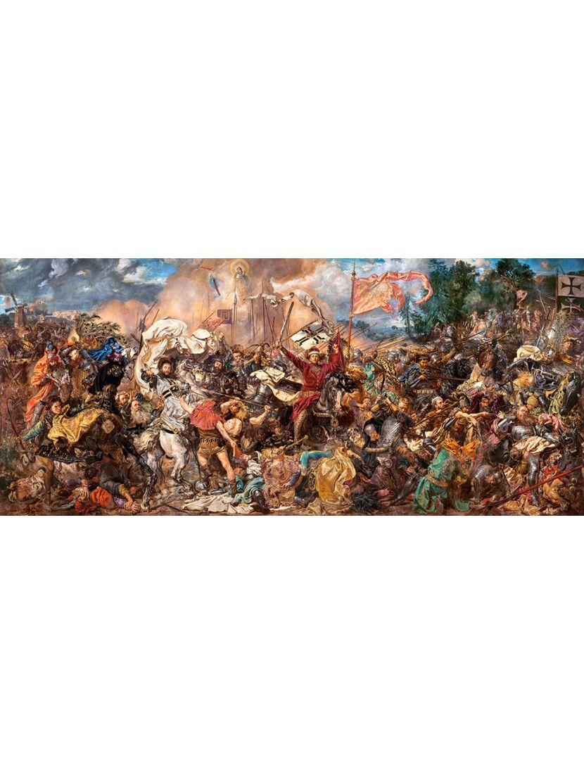 Пазл «Грюнвальдская битва. Ян Матейко» 600 элементов