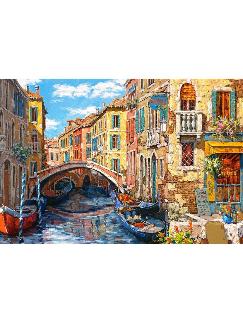 Пазл «Отражение Венеции» 1000 элементов
