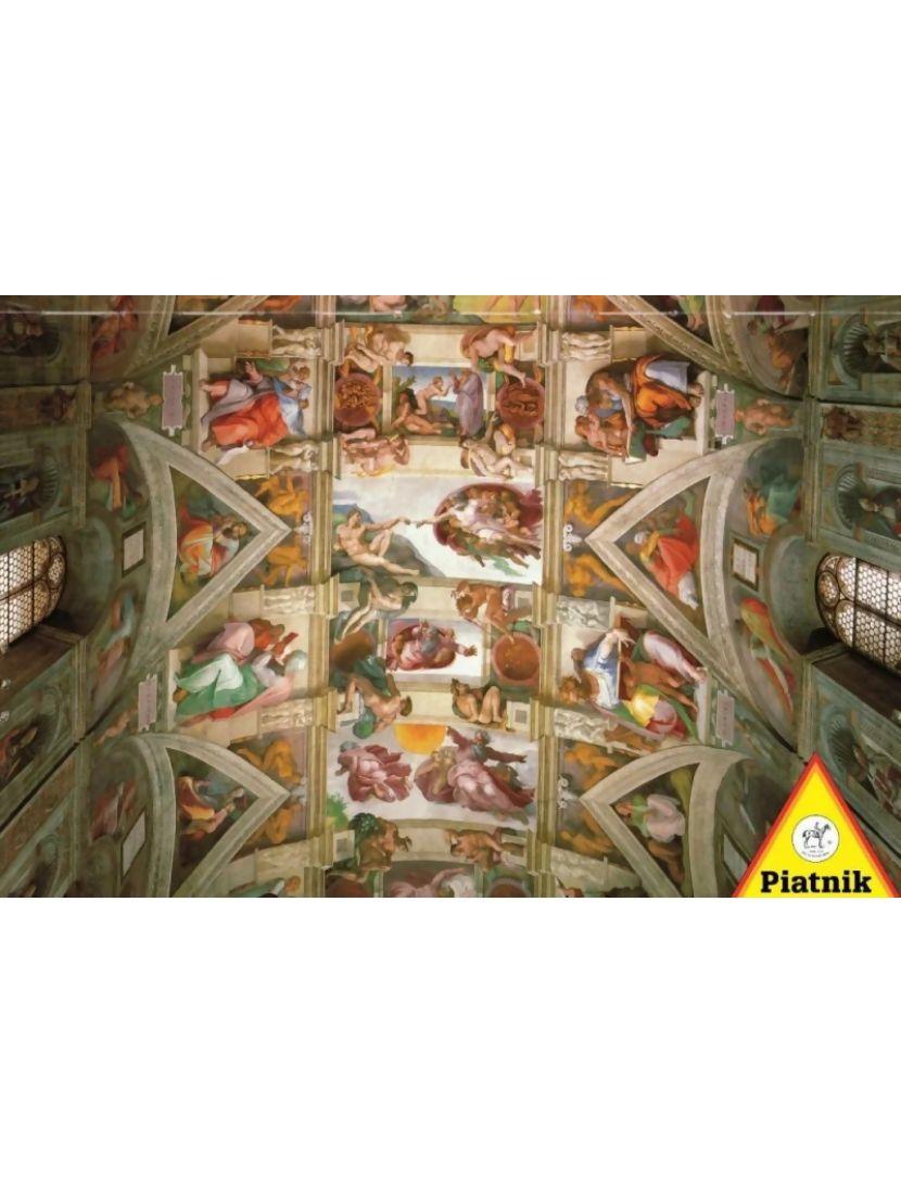 Пазл «Микеланджело» 1000 элементов