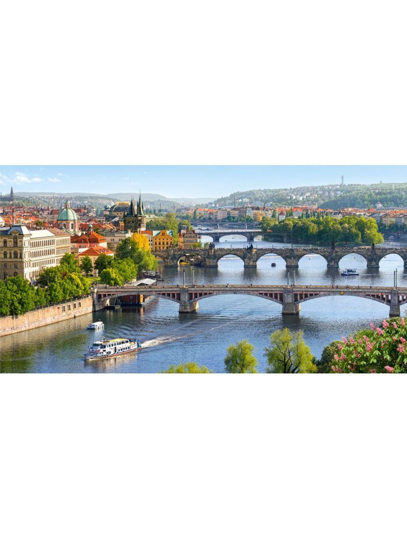 Пазл «Река Влтава, Прага» 4000 элементов