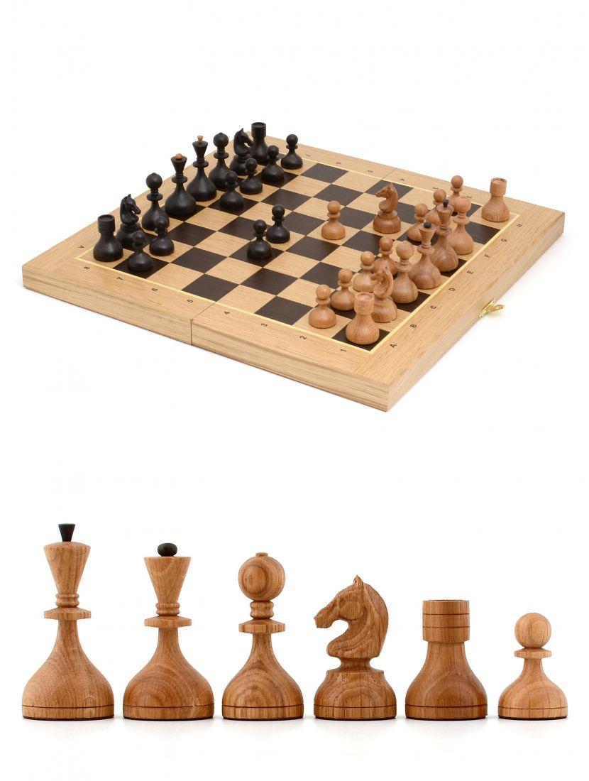 Шахматы «Дворянские» доска панская дуб