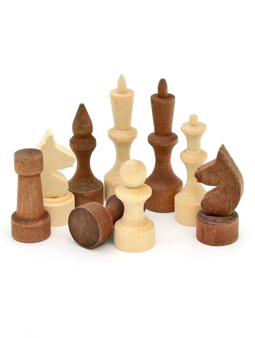 Шахматные фигуры малые «Владимирские»