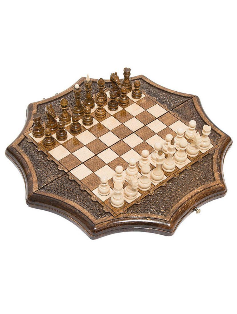 Шахматы «Декагон» мастер Грачия Оганян