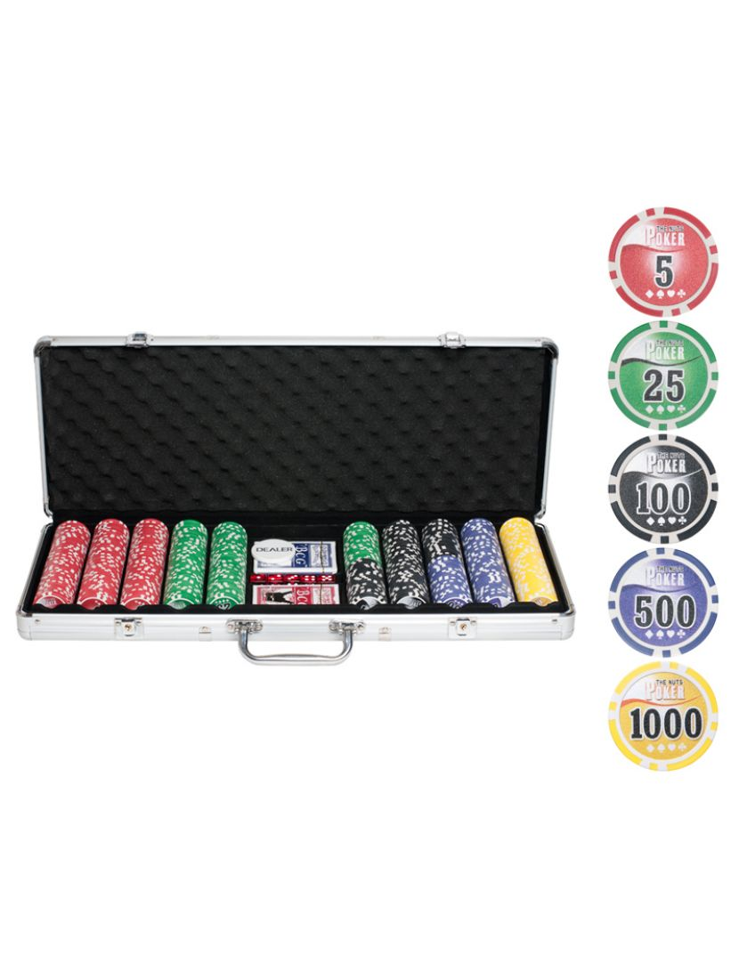 Покер «NUTS» 500 фишек
