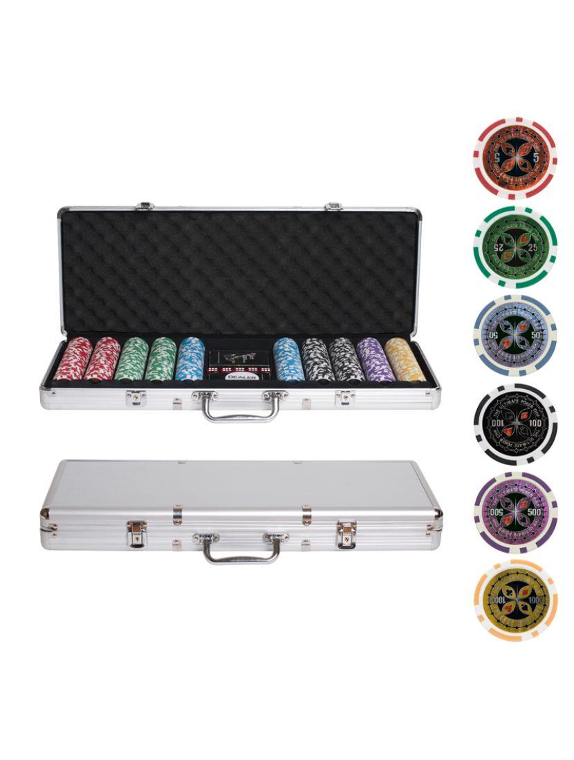 Покер «Ultimate» 500 фишек