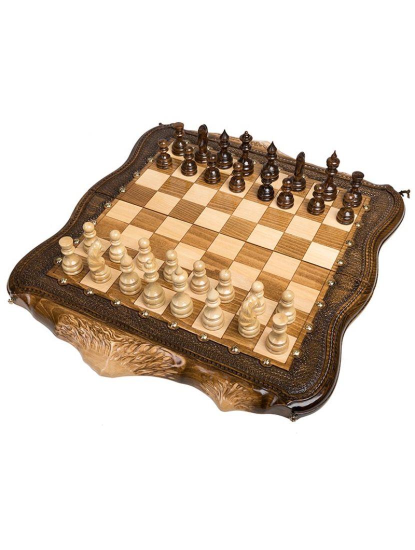 Нарды + шахматы + шашки «Арарат» мастер Грачия Оганян 3 в 1