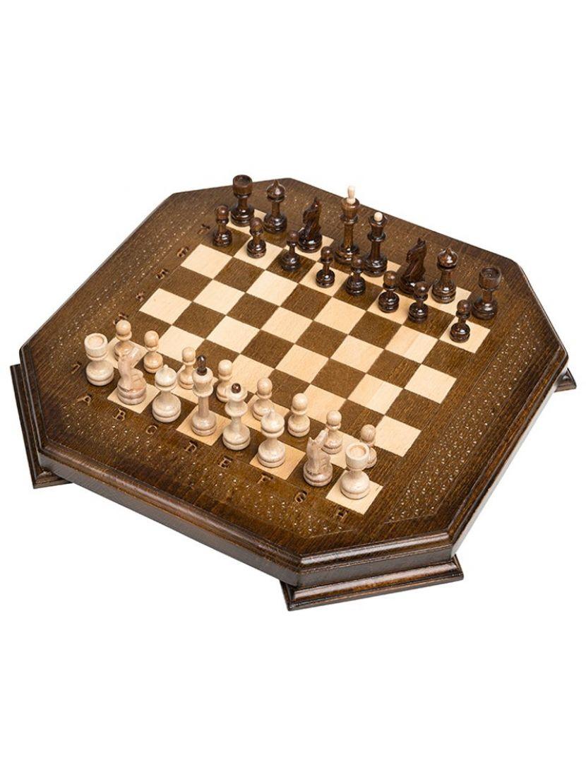 Шахматы «Восьмиуголные» мастер Карен Халеян
