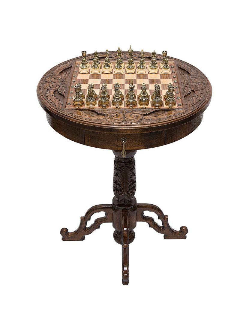 Стол шахматный «Круг света» мастер Карен Халеян