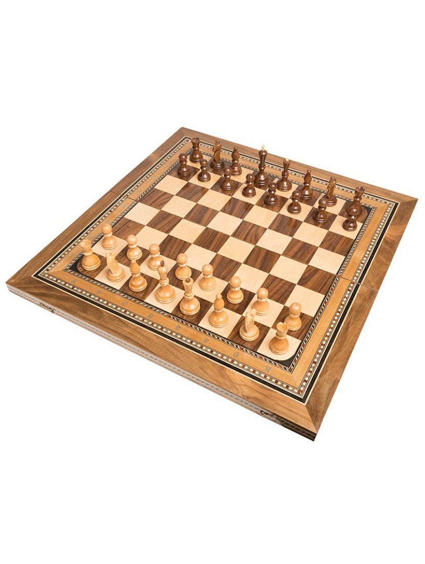 Нарды + шахматы + шашки мастер Арташ Зейналян 3 в 1