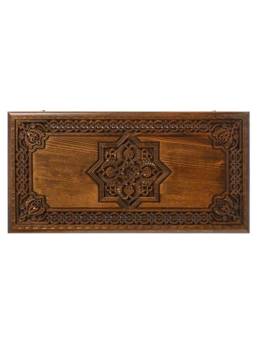 Нарды «Восемь Дверей Рая» мастер Артур Мирзоян