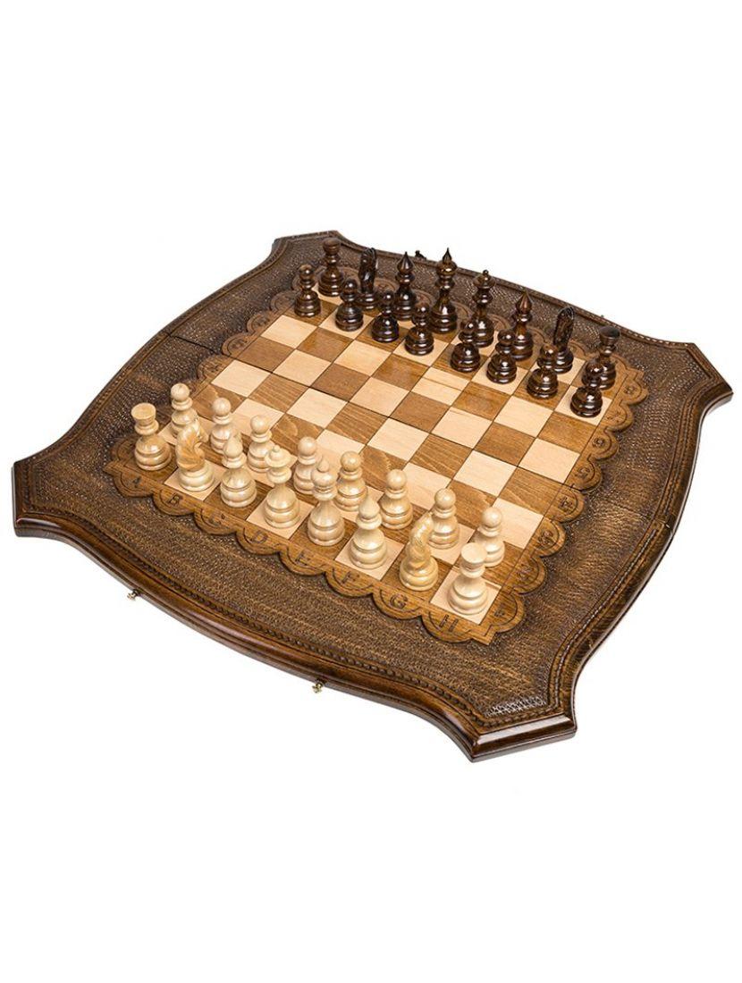 Нарды + шахматы + шашки «Роял» мастер Грачия Оганян 3 в 1